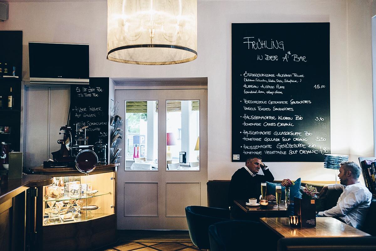 Hotel & Villa Auersperg - Salzburg\'s Oasis Of Tranquility